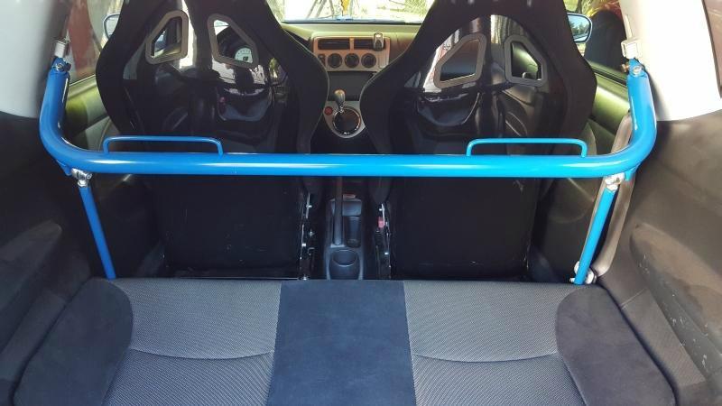 Harness Bar Honda Civic V, VI - GRUBYGARAGE - Sklep Tuningowy